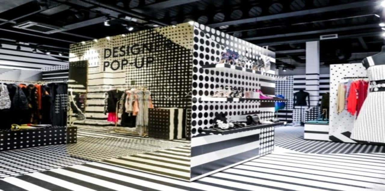 WINSER LONDON JOINS BRITISH FASHION COUNCIL'S POP-UP SHOP IN BICESTER VILLAGE