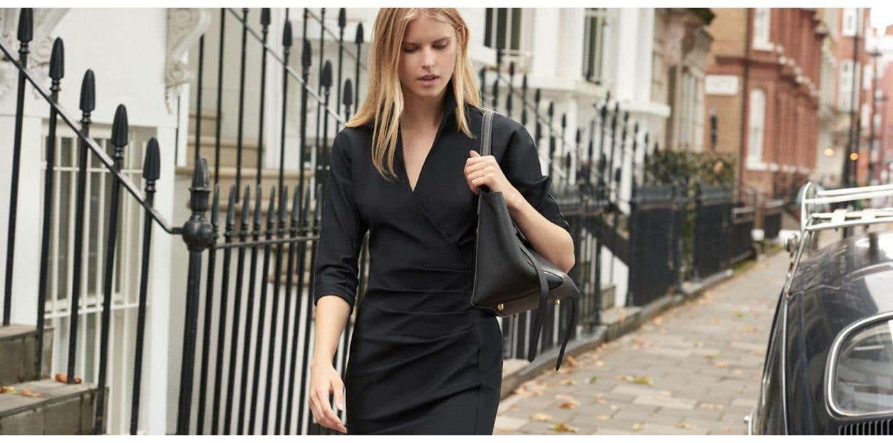 As seen in...New York Fashion Week