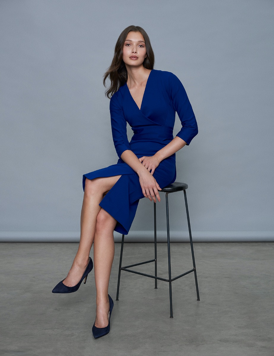 DIANA MIRACLE WRAP DRESS