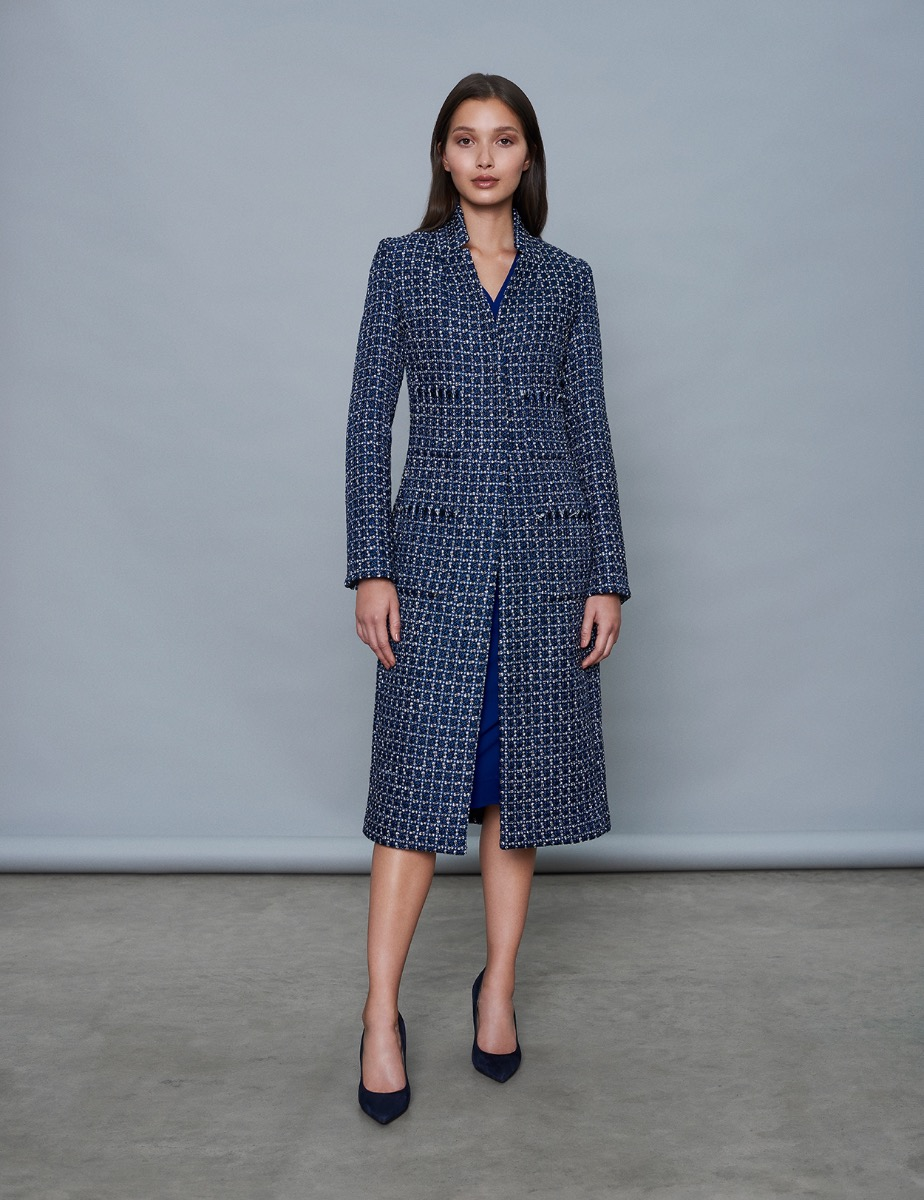 BRITISH TWEED COAT