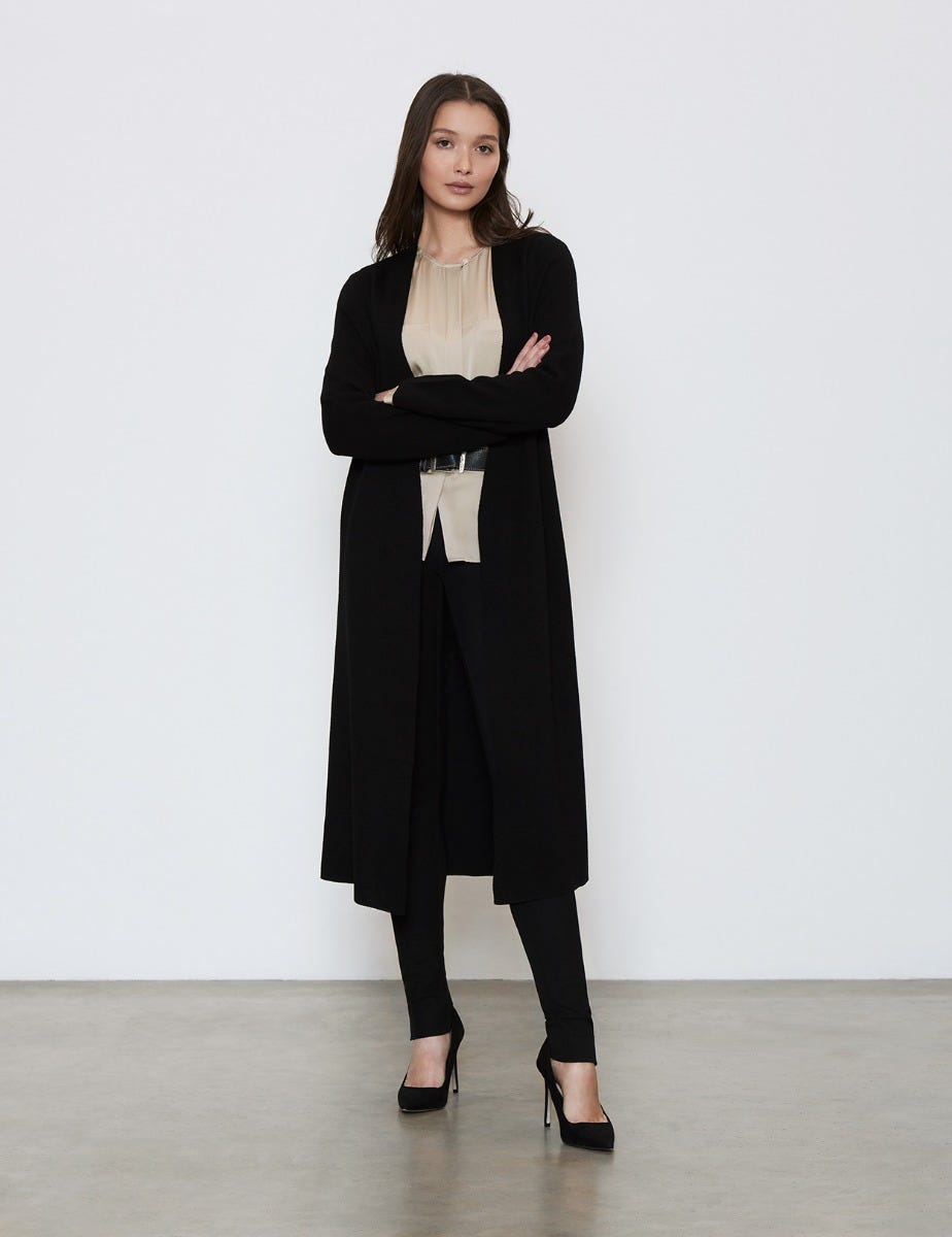 MERINO WOOL COAT