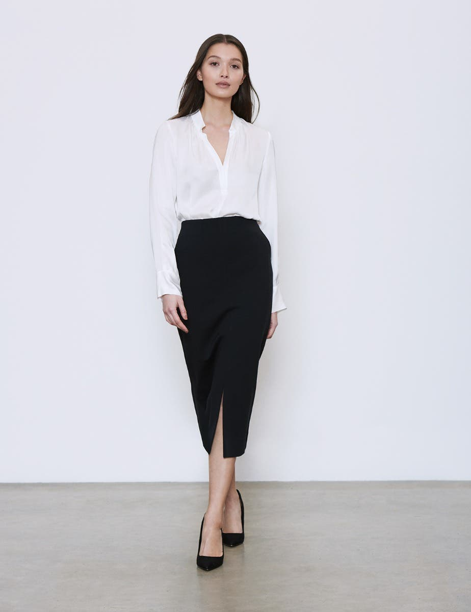 MIDI MIRACLE PENCIL SKIRT