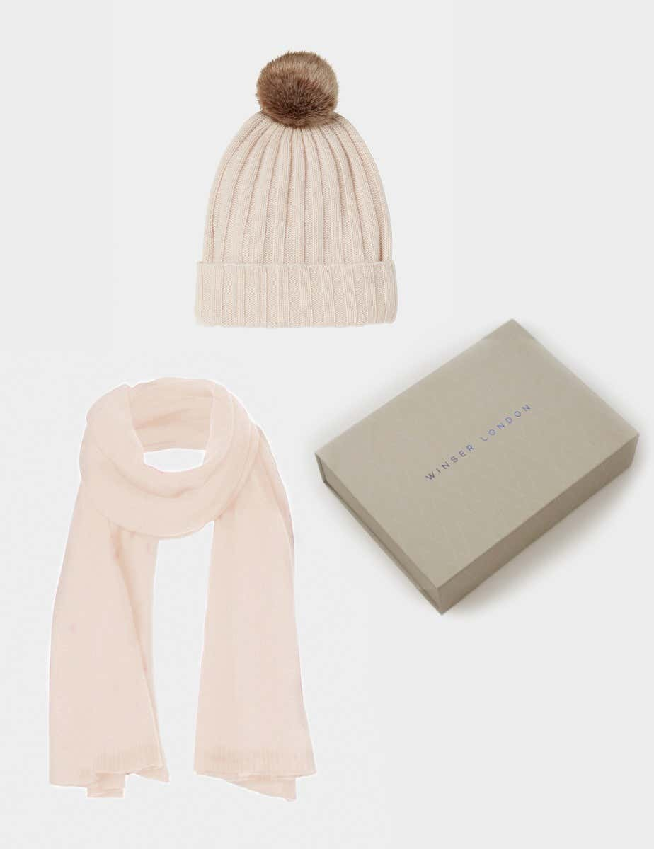 LUXURY CASHMERE GIFT SET - SPECIAL PRICE