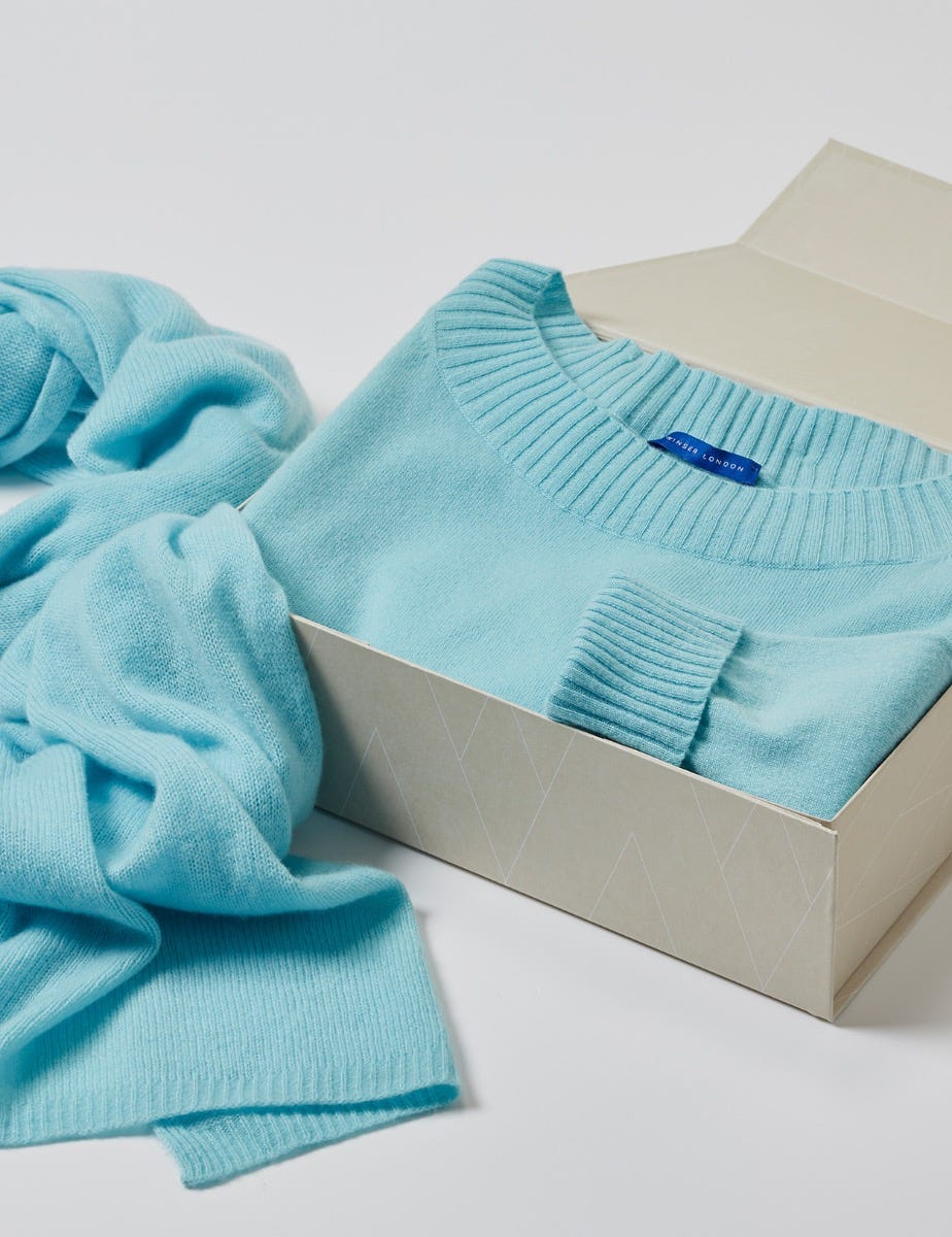CASHMERE GIFT SET - SPECIAL PRICE
