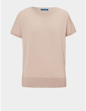 Cotton Short Sleeve Jumper