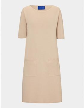 Milano Cotton Shift Dress