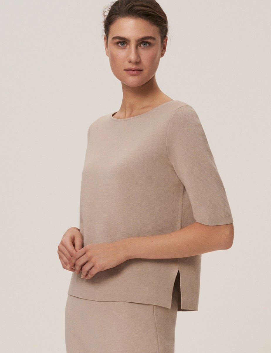 MILANO COTTON JUMPER