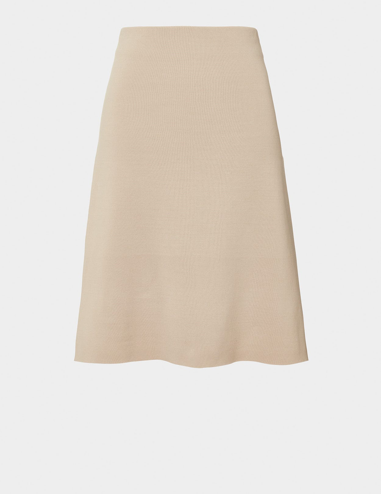 MILANO COTTON A LINE SKIRT