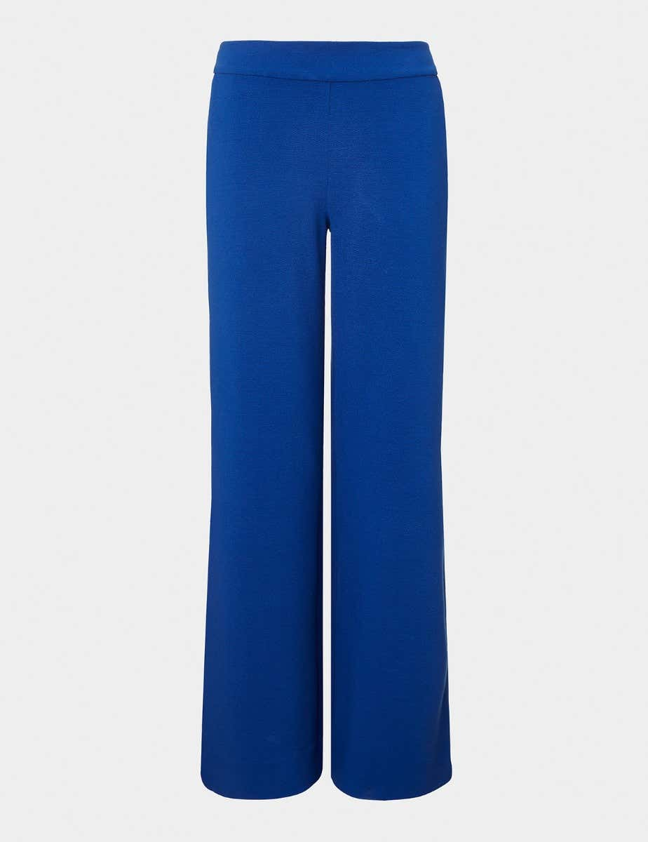 CREPE JERSEY TROUSER