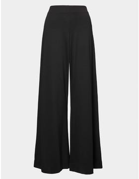 PALAZZO WIDE TROUSERS