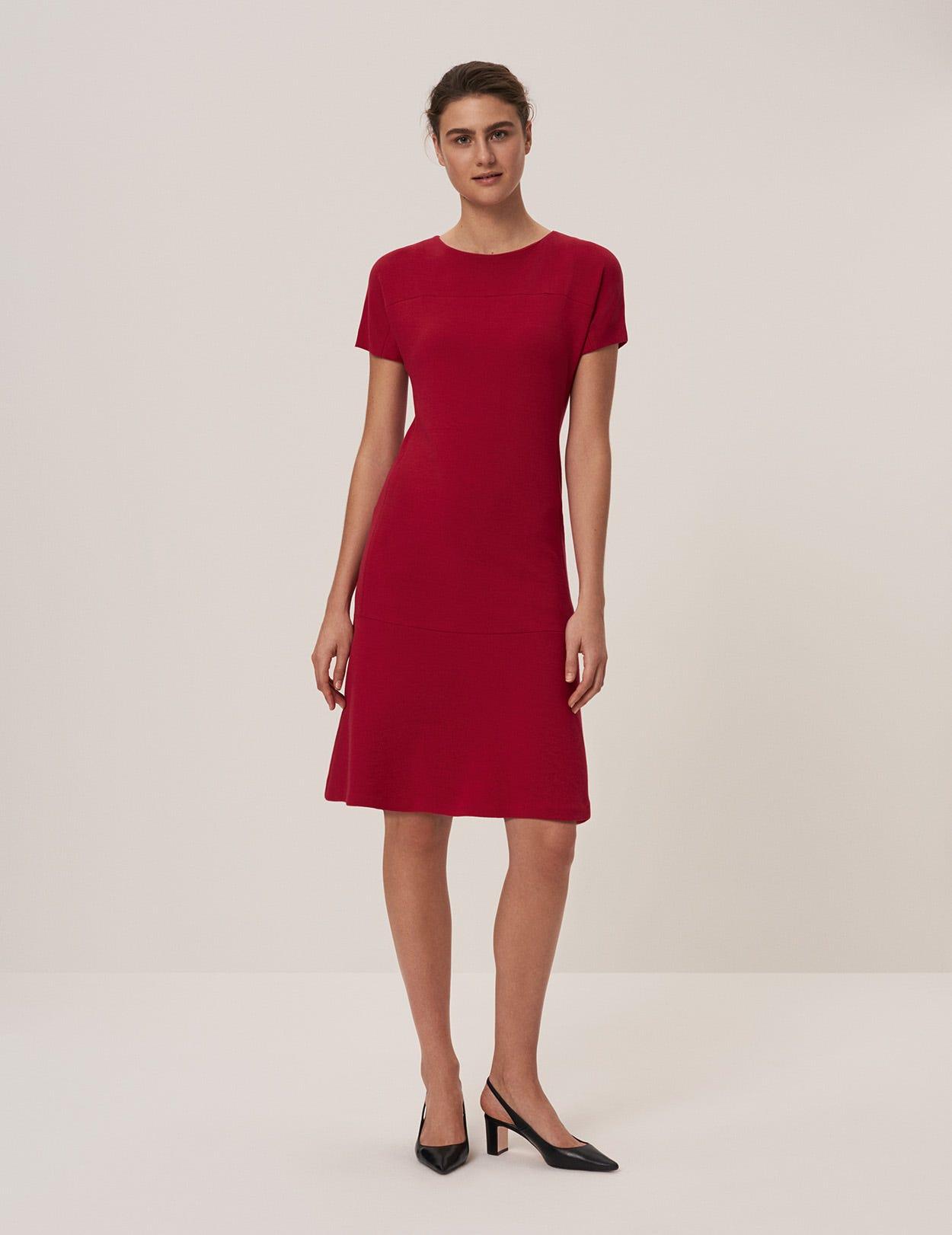 SCARLETT SHIFT DRESS