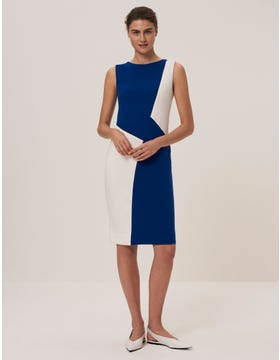 Kate Sleeveless Shift Dress