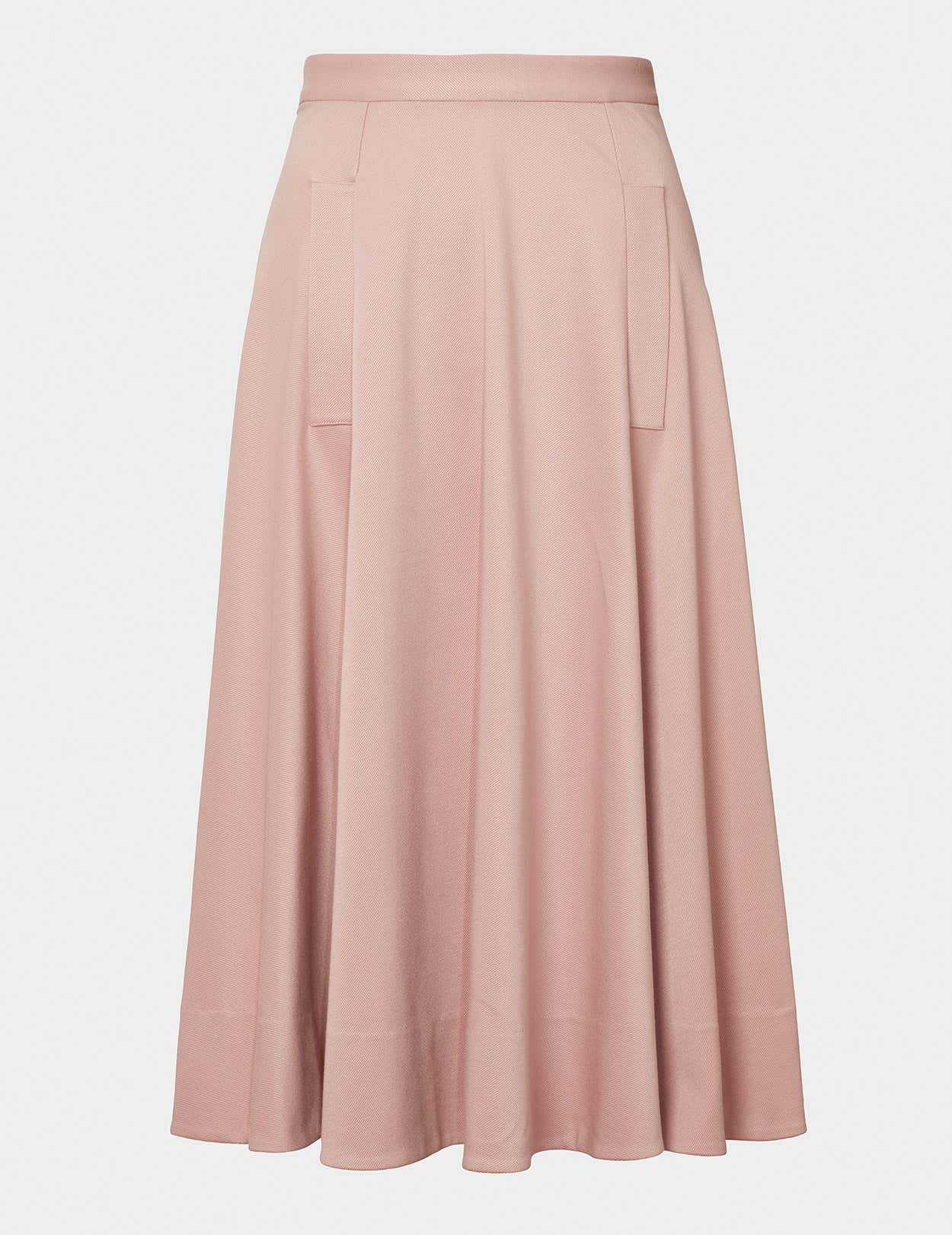 GRACE  MIDI FULL CIRCLE SKIRT