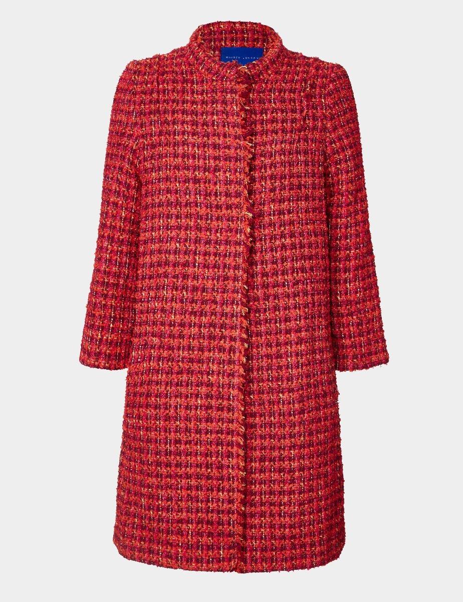 Winser Tweed Coat