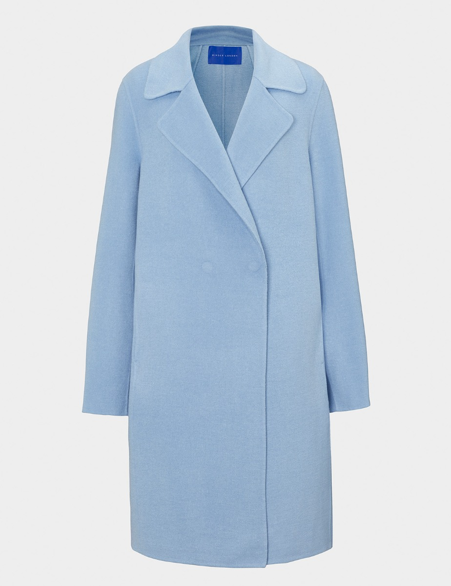 LAUREN WOOL COAT
