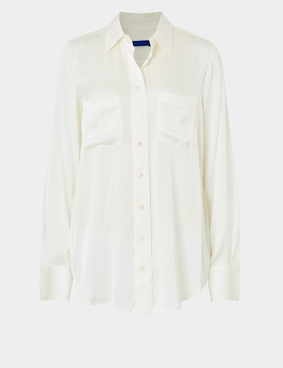THE TILDA SILK SHIRT