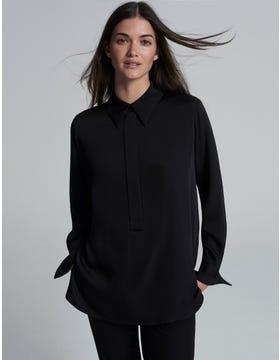 Lauren Silk Shirt