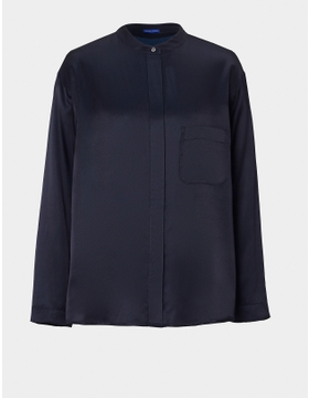 Silk Pyjama Top