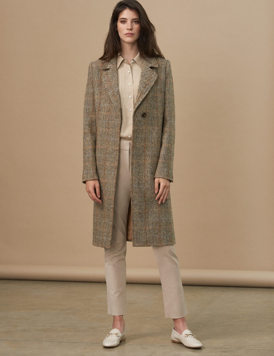 HARRIS TWEED COAT
