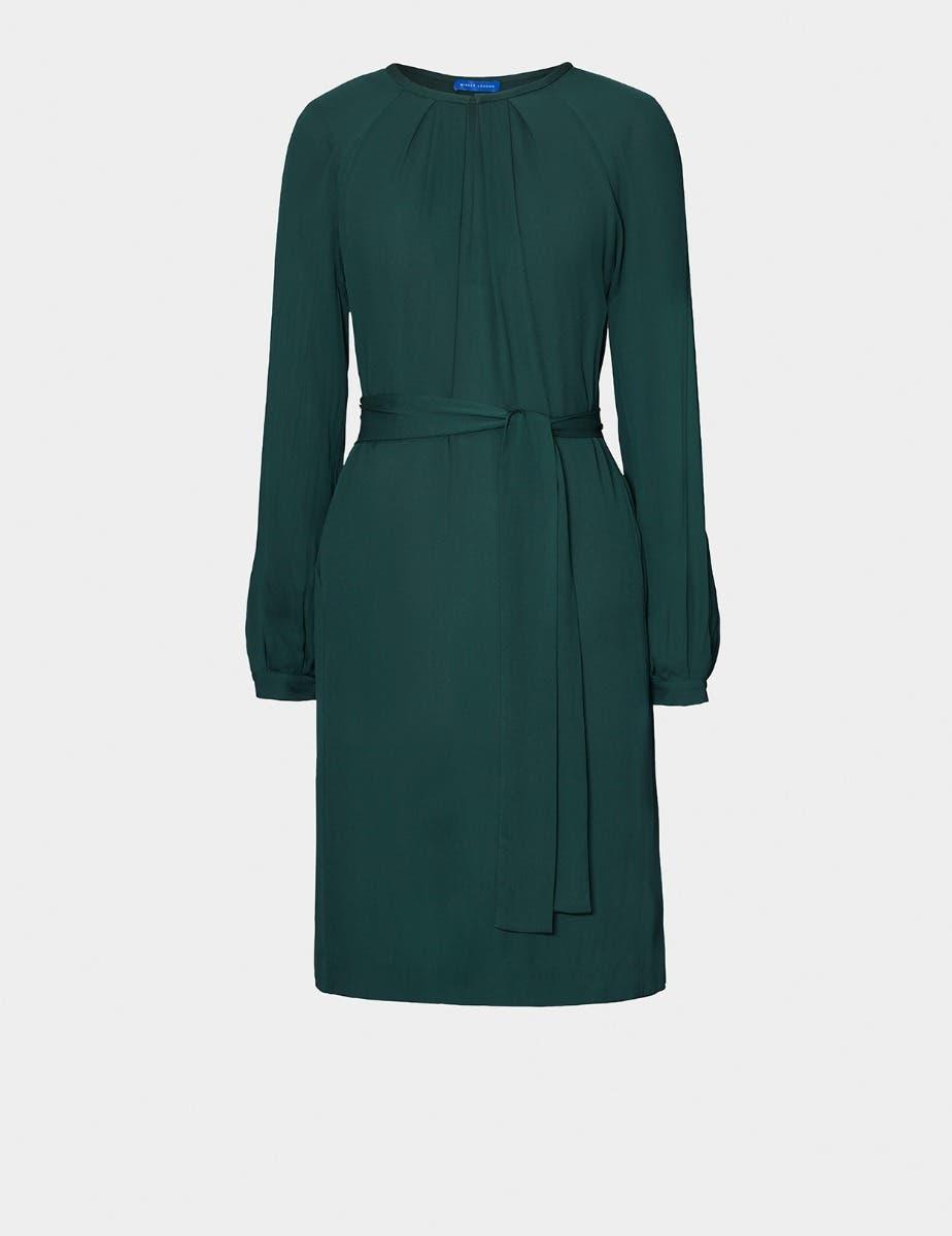 GEORGETTE EASY SHIFT DRESS