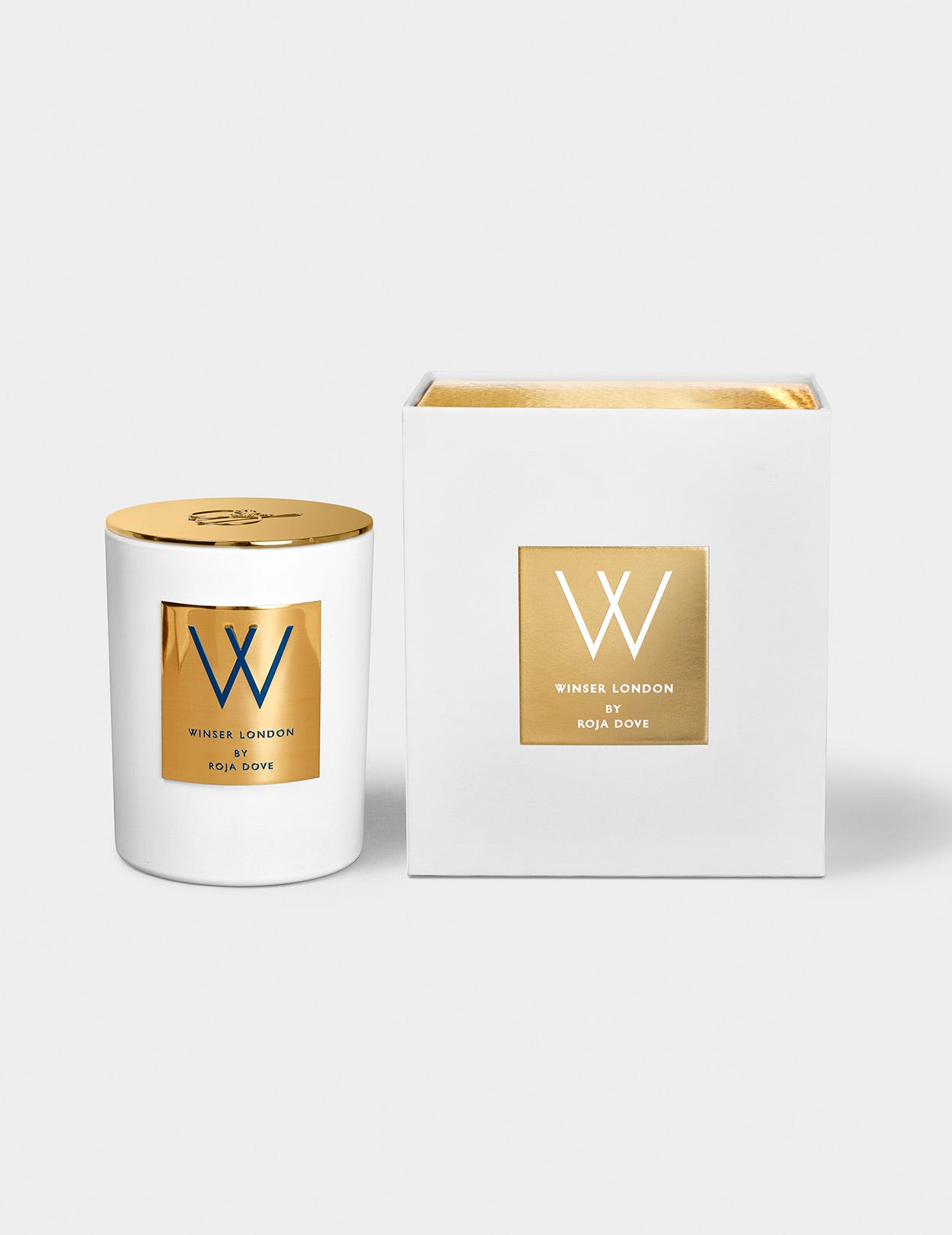 WINSER LONDON BY ROJA DOVE CANDLE