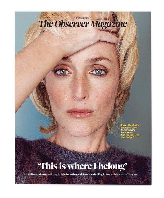 The Observer Magazine