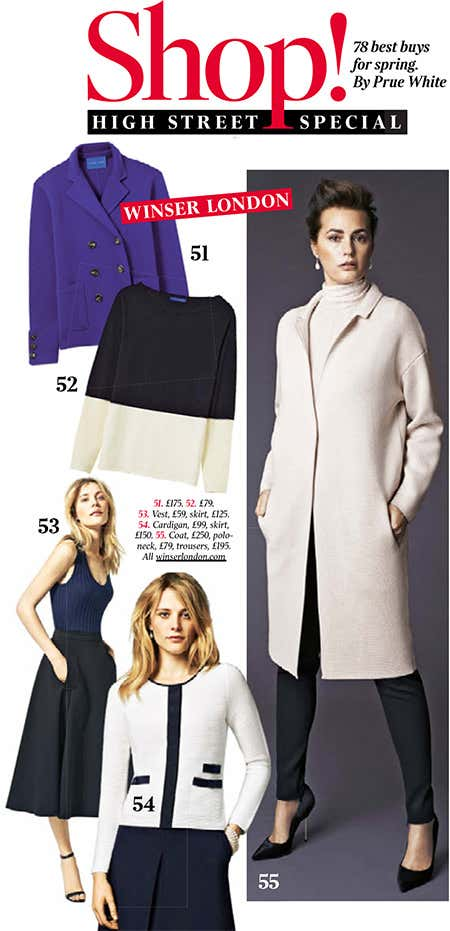 The Times Magazine Best buys for Spring